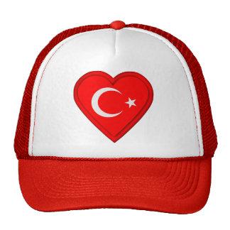 Turkey Turkish flag Cap