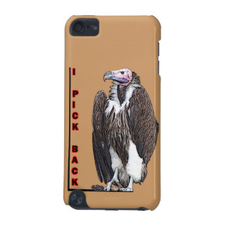 Turkey Vulture I Pick Back Posterized Photo iPod Touch 5G Cases