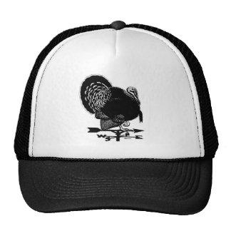 Turkey Weathervane Hat