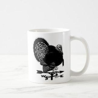 Turkey Weathervane Coffee Mug