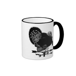 Turkey Weathervane Mug