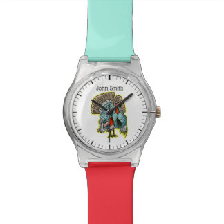 Turkey with an ax funny thanksgiving watch