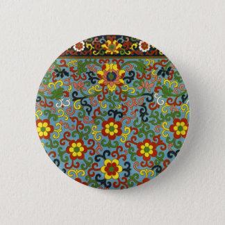 Turkish 6 Cm Round Badge
