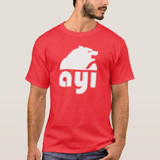 Turkish (Ayı) S Bear T-Shirt