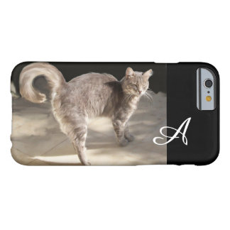 TURKISH CAT MONOGRAM BARELY THERE iPhone 6 CASE