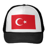 Turkish Flag Cap