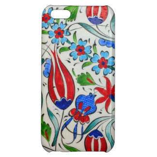 Turkish floral design case for iPhone 5C