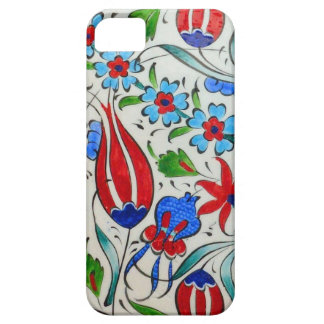Turkish floral design case for the iPhone 5