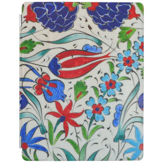 Turkish floral design iPad cover