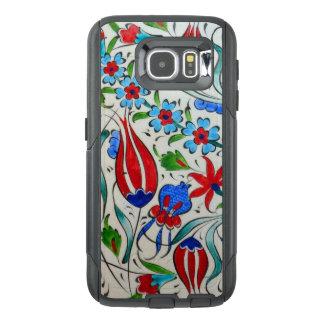 Turkish floral design OtterBox samsung galaxy s6 case
