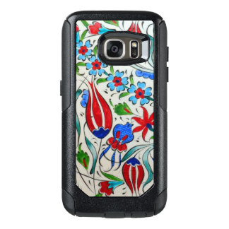 Turkish floral design OtterBox samsung galaxy s7 case