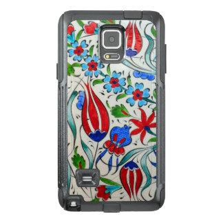Turkish floral design OtterBox samsung note 4 case
