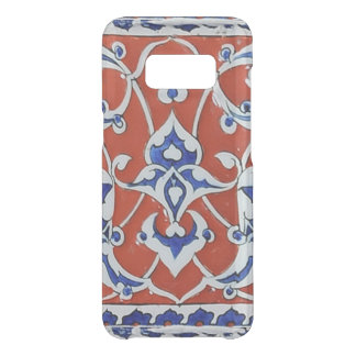 Turkish floral tiles uncommon samsung galaxy s8 case