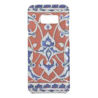 Turkish floral tiles uncommon samsung galaxy s8 plus case