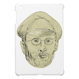 Turkish General Head Drawing Case For The iPad Mini