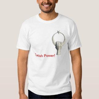 Turkish Power Tshirt M1 - Light