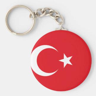 Turkish pride key ring