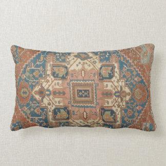 Turkish Rug Design Pillow