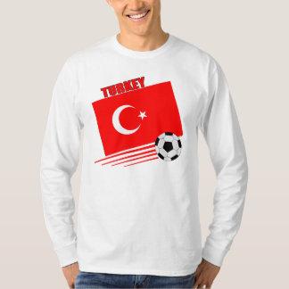 Turkish Soccer Team T-Shirt
