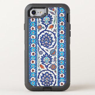 turkish tiles OtterBox defender iPhone 7 case