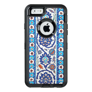 turkish tiles OtterBox defender iPhone case
