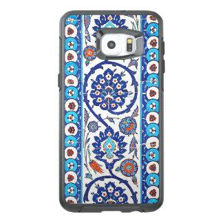 turkish tiles OtterBox samsung galaxy s6 edge plus case