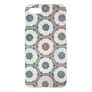 Turkish tiles taken in the Sulaeman mosque iPhone 7 Case