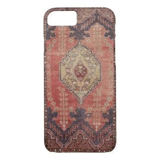Turkish Vintage Rug Abstract Fine Art iPhone 7 Case