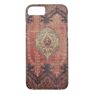 Turkish Vintage Rug Abstract Fine Art iPhone 8/7 Case