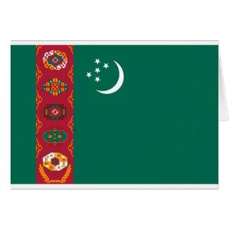 Turkmenistan Card