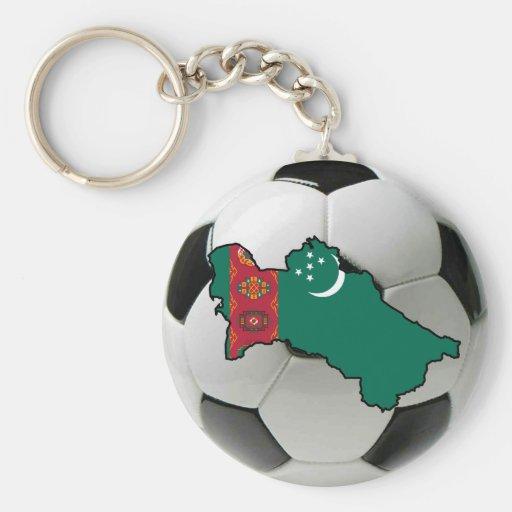 Turkmenistan national team key chains