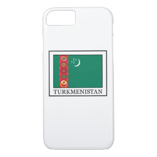 Turkmenistan phone case