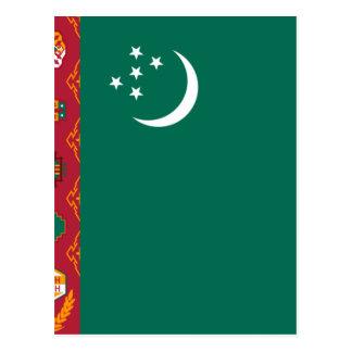 Turkmenistan Postcard