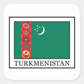 Turkmenistan sticker