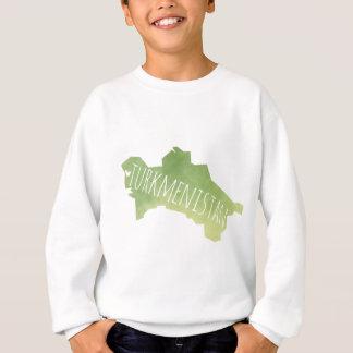 Turkmenistan Sweatshirt