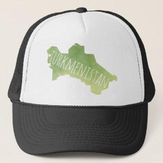 Turkmenistan Trucker Hat
