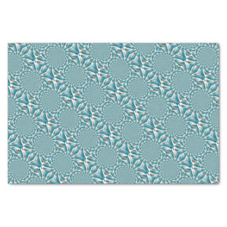 Turks and Caicos from above kaleidoscope Tissue Paper