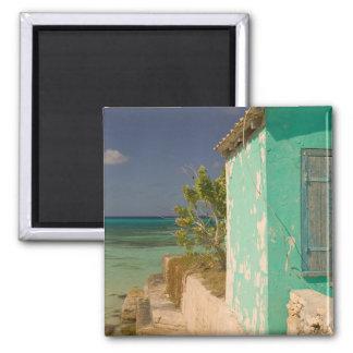 Turks and Caicos, Grand Turk Island, Cockburn 4 Square Magnet