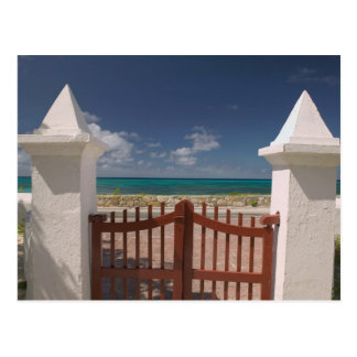 Turks and Caicos, Grand Turk Island, Cockburn 5 Postcard