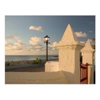 Turks and Caicos, Grand Turk Island, Cockburn Postcard