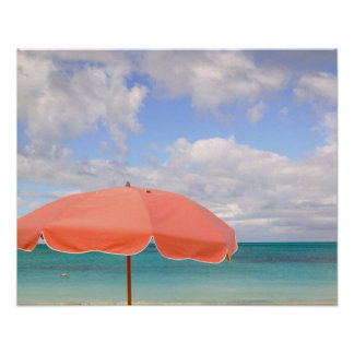 Turks and Caicos, Providenciales Island, Grace Poster
