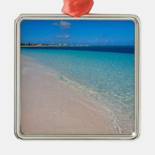 Turks & Caicos Club, Providenciales, Turks & Metal Ornament