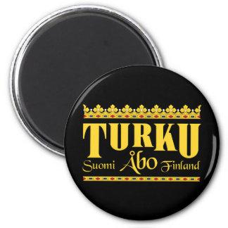 Turku Finland magnet