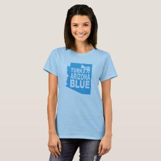 Turn Arizona Blue Women's T-Shirt   Progressive