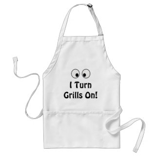 Turn Grills On Apron