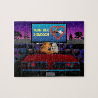 TURN HER AND SMOOCH JIGSAW PUZZLE