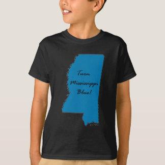 Turn Mississippi Blue! Democratic Pride! T-Shirt
