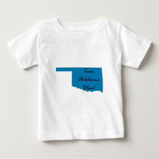 Turn Oklahoma Blue! Democratic Pride! Baby T-Shirt