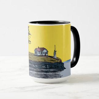 TURN POINT - Stuart Island Mug