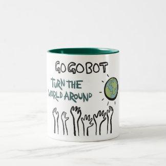 Turn The World Around - Mug